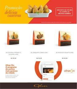 Ofertas Restaurantes no catálogo Ofner em São Bernardo do Campo ( Válido até amanhã )