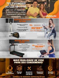 Ofertas de Esporte e Fitness no catálogo Athletic (  6 dias mais)