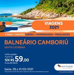 Catálogo Flytour em Santo André ( Vencido )