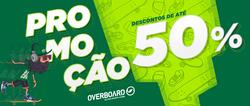 Promoção de Overboard no folheto de São Paulo
