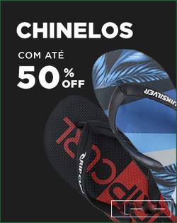 Promoção de Overboard no folheto de Guarulhos