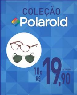 Promoção de Óticas e centros auditívos no folheto de Óticas do Povo em São Bernardo do Campo
