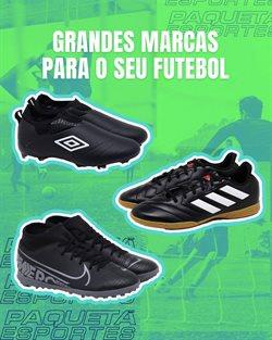 Ofertas Esporte e Fitness no catálogo Paquetá Esportes em Caxias do Sul ( Mais de um mês )
