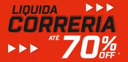 Promoção de Paquetá Esportes no folheto de Porto Alegre