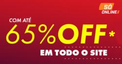 Promoção de Esporte e lazer no folheto de Paquetá Esportes em Porto Alegre