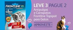 Promoção de Pet Center Marginal no folheto de São Paulo