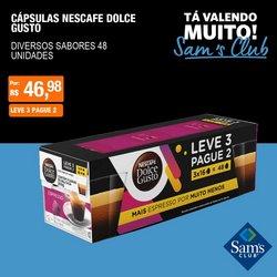 Catálogo Sam's Club em Belo Horizonte ( Válido até amanhã )
