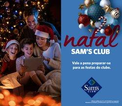 Catálogo Sam's Club ( Publicado a 2 dias )