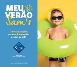 Catálogo Sam's Club em São Paulo ( Vencido )