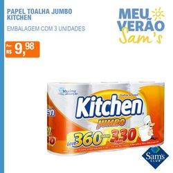 Ofertas Supermercados no catálogo Sam's Club em São Bernardo do Campo ( 2 dias mais )
