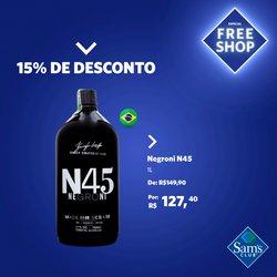 Ofertas Supermercados no catálogo Sam's Club em Salvador ( 12 dias mais )