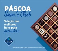 Catálogo Sam's Club ( Publicado hoje )
