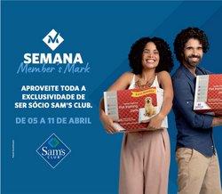 Catálogo Sam's Club em Curitiba ( Vencido )