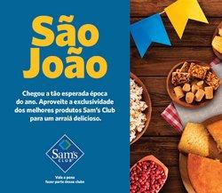 Ofertas de Supermercados no catálogo Sam's Club (  Publicado ontem)
