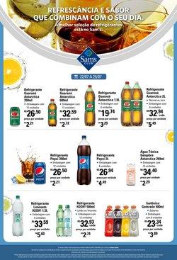 Ofertas de Supermercados no catálogo Sam's Club (  Vence hoje)