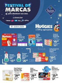 Ofertas de Supermercados no catálogo Sam's Club (  Publicado hoje)