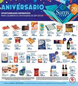 Ofertas de Sam's Club no catálogo Sam's Club (  Vencido)