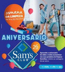Ofertas de Sam's Club no catálogo Sam's Club (  Vence hoje)