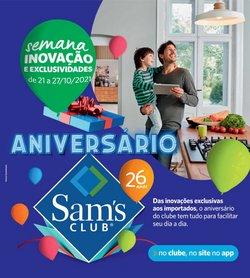 Ofertas de Sam's Club no catálogo Sam's Club (  Publicado ontem)