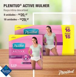 Promoção de Sam's Club no folheto de São Paulo