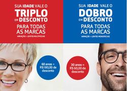 Promoção de Fototica no folheto de São Paulo