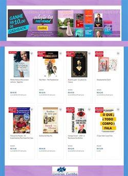 Catálogo Livrarias Curitiba ( Vence hoje )