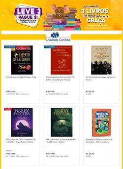 Ofertas Livraria, Papelaria e Material Escolar no catálogo Livrarias Curitiba em Mauá ( 2 dias mais )