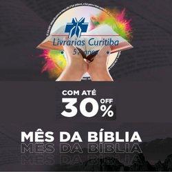 Ofertas de Livraria, Papelaria e Material Escolar no catálogo Livrarias Curitiba (  Publicado ontem)