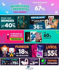 Ofertas de Livraria, Papelaria e Material Escolar no catálogo Livrarias Curitiba (  Publicado hoje)
