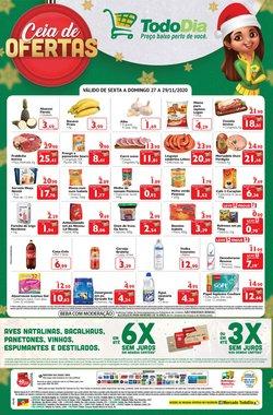 Ofertas Supermercados no catálogo TodoDia em Alvorada ( 2 dias mais )