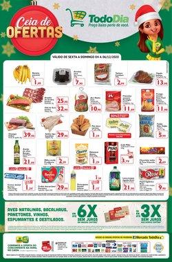 Ofertas Supermercados no catálogo TodoDia em Recife ( 2 dias mais )