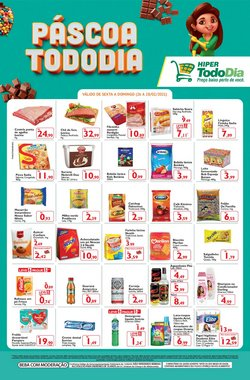 Catálogo TodoDia ( 3 dias mais )