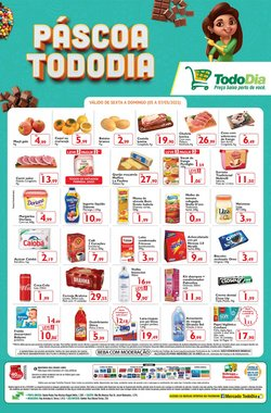 Catálogo TodoDia em Curitiba ( 3 dias mais )