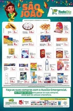 Ofertas de TodoDia no catálogo TodoDia (  Vencido)