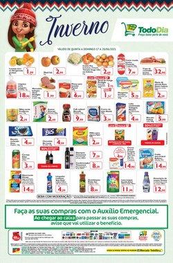 Ofertas de Supermercados no catálogo TodoDia (  Publicado hoje)