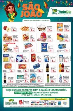 Ofertas de TodoDia no catálogo TodoDia (  Válido até amanhã)