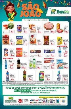 Ofertas de Supermercados no catálogo TodoDia (  Válido até amanhã)