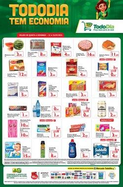 Ofertas de Supermercados no catálogo TodoDia (  Vence hoje)