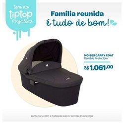 Catálogo Tip Top em Recife ( Vencido )