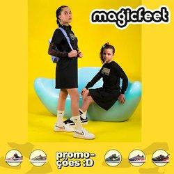 Catálogo Magic Feet (  5 dias mais)