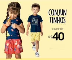 Promoção de Bebês, acessórios e brinquedos no folheto de Malwee KIDS em São Paulo