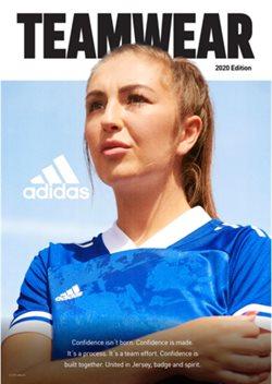Ofertas Esporte e Fitness no catálogo Adidas em Palhoça ( Mais de um mês )