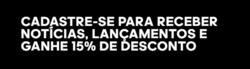 Promoção de Adidas no folheto de Nova Iguaçu