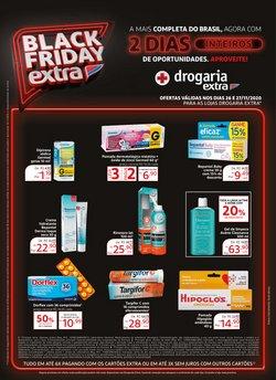Catálogo Drogaria Extra em Brasília ( Vencido )
