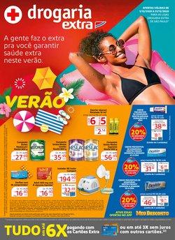 Ofertas Farmácias e Drogarias no catálogo Drogaria Extra em Ribeirão Preto ( Publicado ontem )
