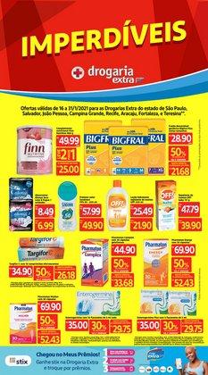 Ofertas Farmácias e Drogarias no catálogo Drogaria Extra em Olinda ( 9 dias mais )