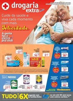 Ofertas Farmácias e Drogarias no catálogo Drogaria Extra em São Gonçalo ( Válido até amanhã )