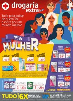 Catálogo Drogaria Extra em Rio de Janeiro ( Publicado a 3 dias )