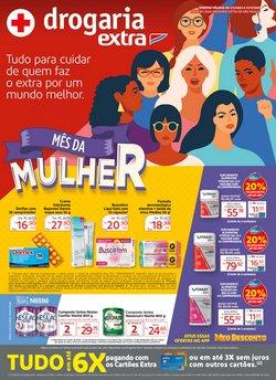 Ofertas Farmácias e Drogarias no catálogo Drogaria Extra em Ribeirão Preto ( Publicado a 3 dias )