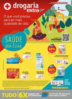 Ofertas Farmácias e Drogarias no catálogo Drogaria Extra em São Caetano do Sul ( 20 dias mais )